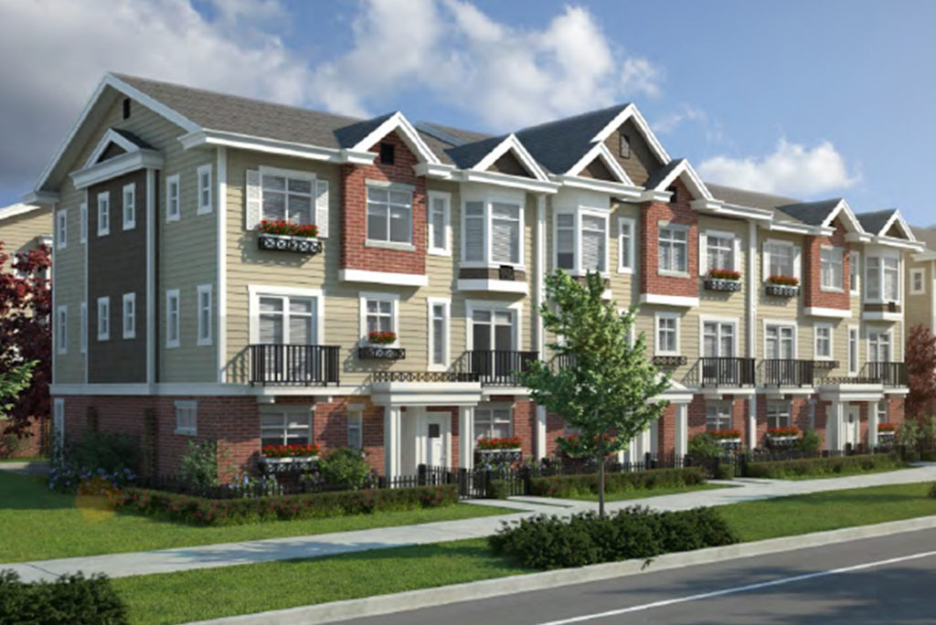 Yorkson Creek Townhomes - Langley