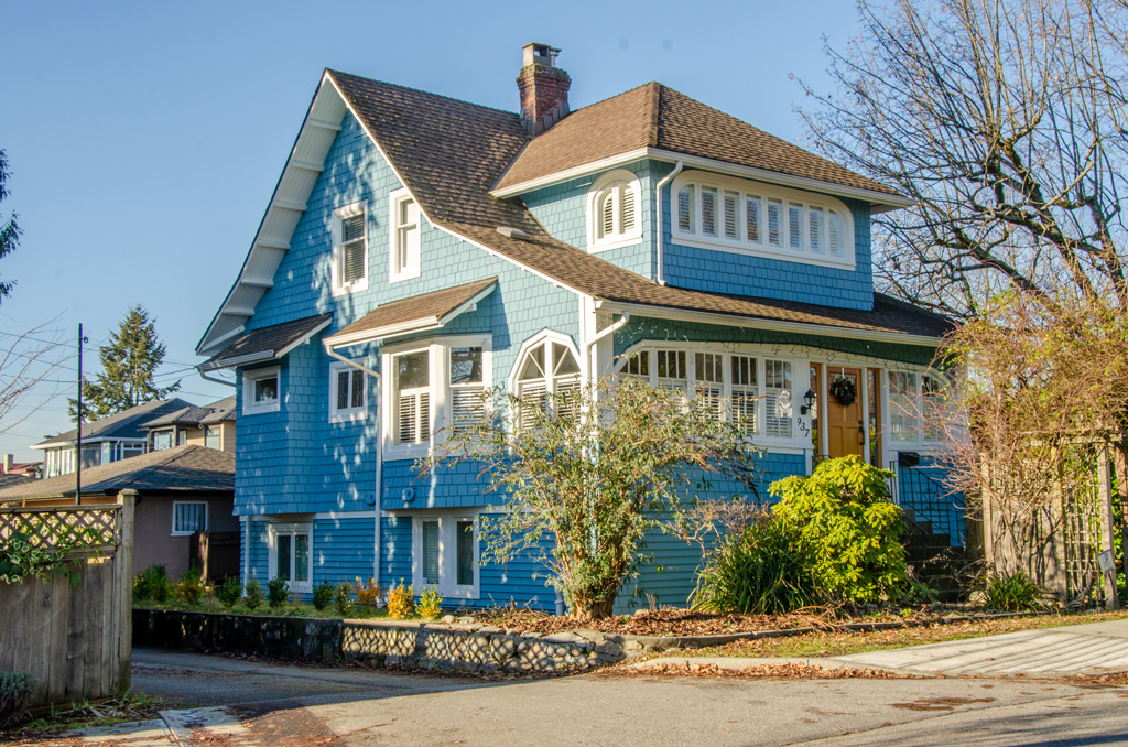 Heritage House - North Vancouver